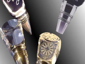 3D-Laser GiveAway Flaschenzapfen