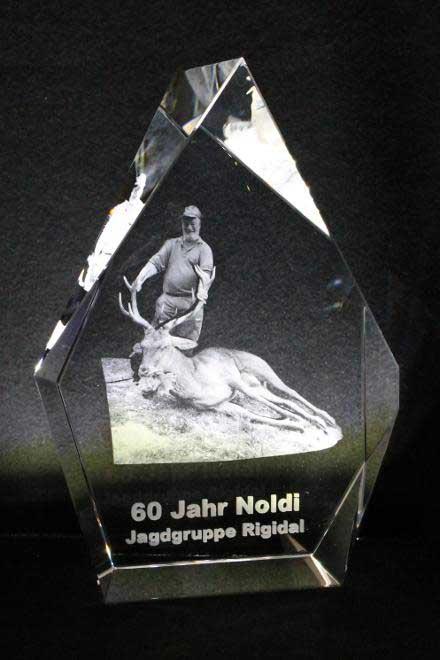 3D-Laser Verein Ehrungspreis Award Pilatus