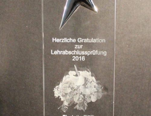 """Award """"Schlicht&Einfach-Stern"""""""