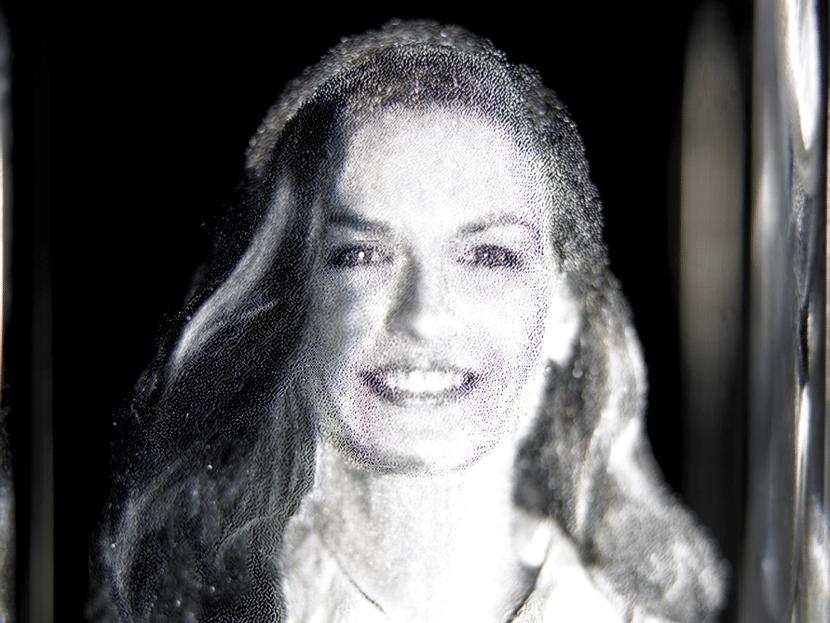 Punktewolke 3D-Laserung