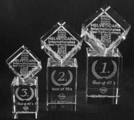 Kristallglas Awards Vereine