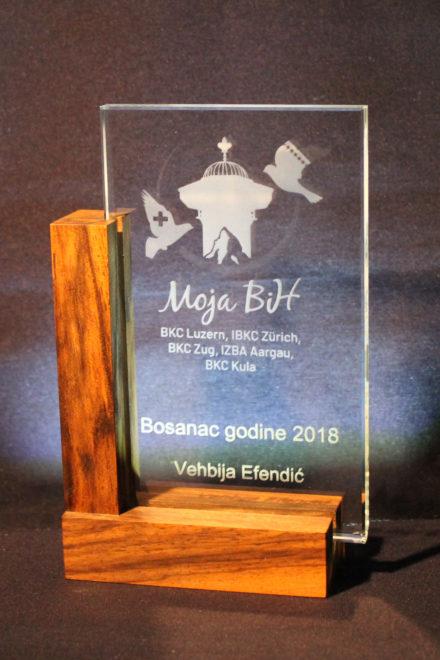 Vereins-Award, Firmen-Award für Abschiedsgeschenk Mitarbeiter